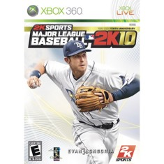 Foto Jogo Major League Baseball 10 Xbox 360 2K