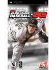 Jogo Major League Baseball 2k9 2K PlayStation Portátil