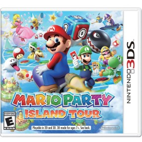 Foto Jogo Mario Party: Island Tour Nintendo 3DS