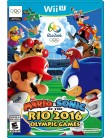 Jogo Mario & Sonic at the Rio 2016 Olympic Games Wii U Nintendo
