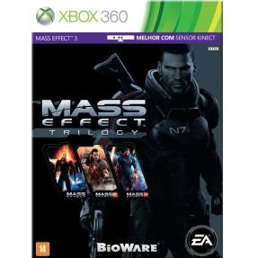 Foto Jogo Mass Effect: Trilogy Xbox 360 EA