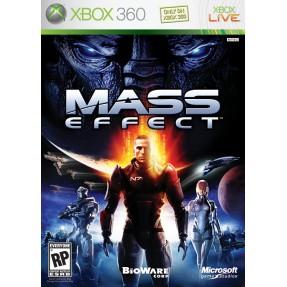 Foto Jogo Mass Effect Xbox 360 EA