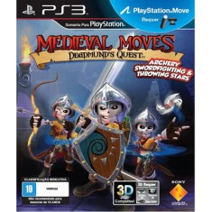 Foto Jogo Medieval Moves: Deadmund's Quest PlayStation 3 Sony