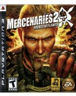 Jogo Mercenaries 2: World in Flames PlayStation 3 EA