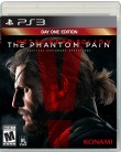 Jogo Metal Gear Solid V: The Phantom Pain PlayStation 3 Konami