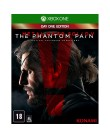 Jogo Metal Gear Solid V The Phantom Pain Xbox One Konami