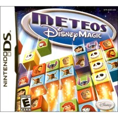 Foto Jogo Meteos: Disney Magic Disney Nintendo DS