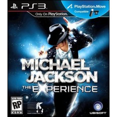 Foto Jogo Michael Jackson: The Experience PlayStation 3 Ubisoft