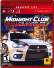 Jogo Midnight Club Los Angeles PlayStation 3 Rockstar