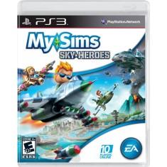 Foto Jogo My Sims Sky Heroes PlayStation 3 EA