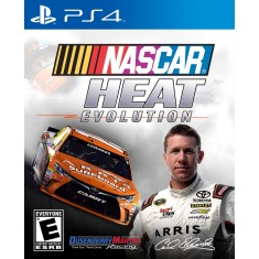 Foto Jogo Nascar Heat Evolution PS4 Dusenberry Martin Racing