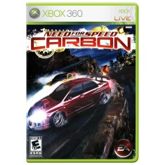 Foto Jogo Need For Speed Carbon Xbox 360 EA