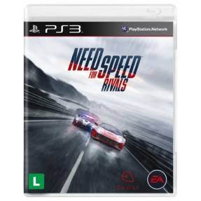 Foto Jogo Need for Speed Rivals PlayStation 3 EA