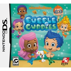 Foto Jogo Nickelodeon Bubble Guppies 2K Nintendo DS