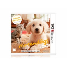 Foto Jogo Nintendogs + Cats Golden Retriever Nintendo 3DS