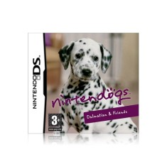 Foto Jogo Nintendogs Dalmatian & Friends Nintendo DS
