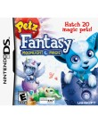 Jogo Petz Fantasy Moonlight Magic Ubisoft Nintendo DS