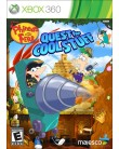 Jogo Phineas and Ferb: Quest for Cool Stuff Xbox 360 Majesco Entertainment