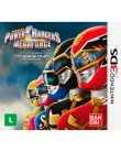 Jogo Power Rangers: Mega Force Bandai Namco Nintendo 3DS