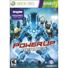 Foto Jogo Power Up Heroes Xbox 360 Ubisoft