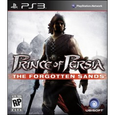Foto Jogo Prince of Persia: The Forgotten Sands PlayStation 3 Ubisoft