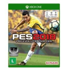 Foto Jogo Pro Evolution Soccer 2018 Xbox One Konami