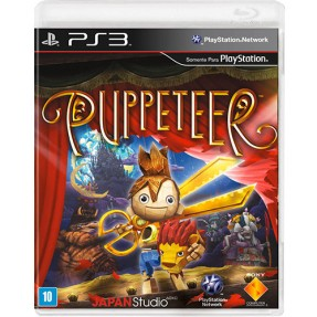 Foto Jogo Puppeteer PlayStation 3 Sony
