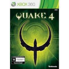 Foto Jogo Quake 4 Xbox 360 Bethesda