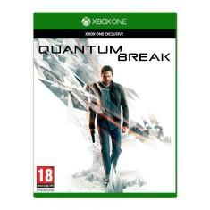 Foto Jogo Quantum Break Xbox One Microsoft