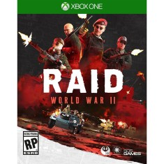 Foto Jogo Raid World War II Xbox One 505 Games