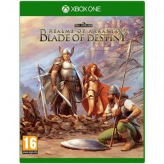 Foto Jogo Realms of Arkania Blade of Destiny Xbox One UIG Entertainment