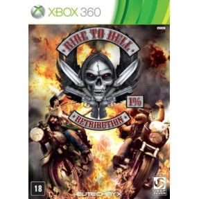 Foto Jogo Ride to Hell: Retribuition Xbox 360 Deep Silver