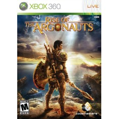 Foto Jogo Rise Of The Argonauts Xbox 360 Codemasters