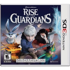 Foto Jogo Rise of the Guardians DreamWorks Nintendo 3DS