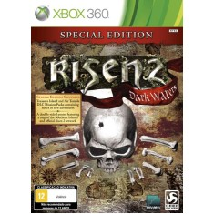 Foto Jogo Risen 2 Dark Waters Xbox 360 Square Enix