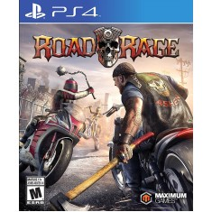 Foto Jogo Road Rage PS4 Maximum Family Games