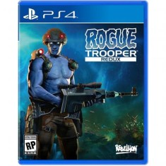 Foto Jogo Rogue Trooper Redux PS4 Rebellion