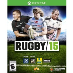 Foto Jogo Rugby 15 Xbox One Maximum Family Games
