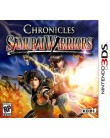 Jogo Samurai Warriors Chronicles Koei Nintendo 3DS