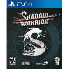 Foto Jogo Shadow Warrior PS4 Majesco Entertainment