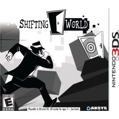 Foto Jogo Shifting World Aksys Games Nintendo 3DS