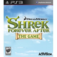 Foto Jogo Shrek: Forever After PlayStation 3 Activision
