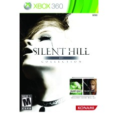 Foto Jogo Silent Hill HD Collection Xbox 360 Konami