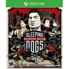 Foto Jogo Sleeping Dogs Definitive Edition Xbox One Square Enix