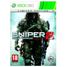 Foto Jogo Sniper: Ghost Warrior 2 Limited Edition Xbox 360 City Interactive