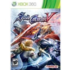 Foto Jogo Soul Calibur V Xbox 360 Bandai Namco
