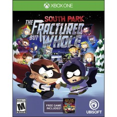 Foto Jogo South Park The Fractured but Whole Xbox One Ubisoft