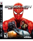 Jogo Spider-man: Web of Shadows PlayStation 3 Activision