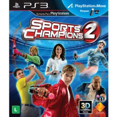Foto Jogo Sports Champions 2 PlayStation 3 Sony