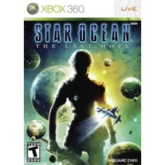 Foto Jogo Star Ocean The Last Hope Xbox 360 Square Enix